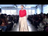 """JENNY PACKHAM"" New York Fashion Week Fall Winter 2014 2015 by Fashion Channel"