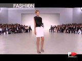 "Fashion Show ""Gianfranco Ferré"" Spring Summer 2009 Milan 1 of 2 by Fashion Channel"