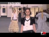 "Fashion Show ""Chanel"" Spring Summer 2009 Paris 3 of 3 by Fashion Channel"