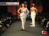 """Fashion Show """"Fausto Sarli"""" Spring Summer 2008 Haute Couture Rome 3 of 5 by Fashion Channel"""