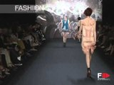 """Fashion Show """"Anna Sui"""" Spring Summer 2008 Pret a Porter New York 2 of 3 by Fashion Channel"""