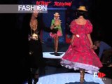 """Fashion Show """"Betsey Johnson"""" Spring Summer 2009 New York 3 of 4 by Fashion Channel"""