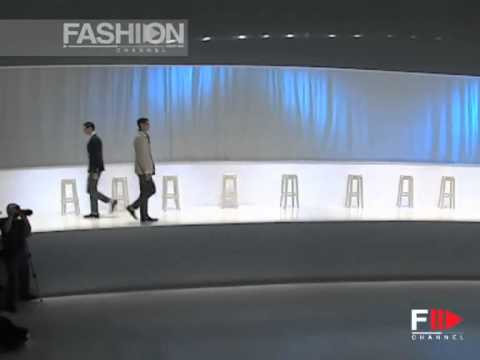 "Fashion Show ""Valentino"" Spring Summer 2008 Men Milan 1 of 3 by Fashion Channel"
