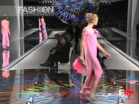 "Fashion Show ""Valentino"" Spring Summer 2008 Pret a Porter Paris 4 of 4 by Fashion Channel"