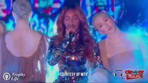 Beyonce Sexy Video Vanguard Medley Performance MTV VMAs 2014