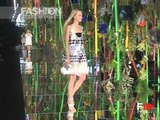 """Fashion Show """"Kenzo"""" Spring Summer 2008 Pret a Porter Paris 3 of 3 by Fashion Channel"""