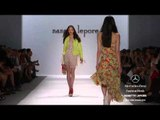 """""""NANETTE LEPORE"""" Fashion Show Spring Summer 2014 New York HD by Fashion Channel"""