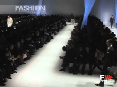 "Fashion Show ""Valentino"" Autumn Winter 2007 2008 Pret a Porter Men Paris 1 of 2 by Fashion Channel"