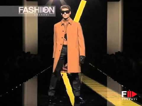 "Fashion Show ""Versace"" Autumn Winter 2007 2008 Pret a Porter Men Milan 2 of 3 by Fashion Channel"