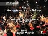 "Fashion Show ""John Galliano"" Autumn Winter 2007 2008 Pret a Porter Paris 5 of 5 by Fashion Channel"