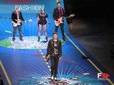 """Fashion Show """"Frankie Morello"""" Autumn Winter 2007 2008 Pret a Porter Men Milan 3 of 3 by Fashion Cha"""