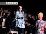 """Fashion Show """"Burberry"""" Autumn Winter 2007 2008 Pret a Porter Milan 4 of 4 by Fashion Channel"""
