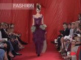 "Fashion Show ""Christian Lacroix"" Autumn Winter 2008 2009 Haute Couture 3 of 4 by Fashion Channel"