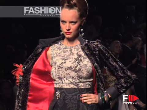 "Fashion Show ""Curiel Couture"" Autumn Winter 2008 2009 Haute Couture 1 of 8 by Fashion Channel"