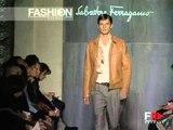 "Fashion Show ""Salvatore Ferragamo"" Autumn Winter 2006 2007 Menswear Milan 1 of 3 by Fashion Channel"