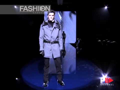 "Fashion Show ""Versace"" Autumn Winter 2006 2007 Menswear Milan 1 of 3 by Fashion Channel"