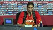 Mundobasket 2014 - Pau Gasol, destrozado por la derrota de España