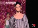 "Fashion Show ""Dries Van Noten"" Spring Summer Paris 2007 2 of 3 by Fashion Channel"