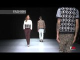 Fashion show ANDREA POMPILIO Spring Summer 2014 Menswear Collection Milan by Fashion Channel HD
