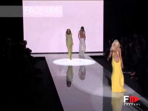 "Fashion Show ""Versace"" Spring Summer Milan 2007 3 of 3 by Fashion Channel"