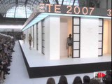 "Fashion Show ""Chanel"" Spring Summer Paris 2007 3 of 4 by Fashion Channel"