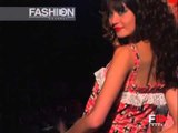 """Fashion Show """"Betsey Johnson"""" Spring Summer 2007 New York 2 of 3 by Fashion Channel"""