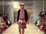 """Fashion Show """"Missoni"""" Spring / Summer 2007 Menswear 1 of 2 by Fashion Channel"""