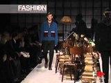 "Fashion Show ""Antonio Marras"" Autumn Winter 2006 2007 Menswear Milan 1 of 3 by Fashion Channel"