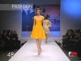 "Fashion Show ""Raffaella Curiel"" Haute Couture Women Spring Summer 2005 Rome 4 of 6"