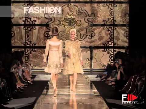 "Fashion Show ""Valentino"" Autumn Winter 2006 / 2007 Haute Couture 2 of 4 by Fashion Channel"