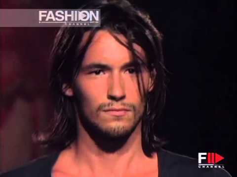 """Fashion Show """"Versace"""" Spring Summer 2006 Menswear Milan 2 of 4 by Fashion Channel"""