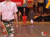 "Fashion Show ""Dries Van Noten"" Spring Summer 2006 Menswear Paris 3 of 3 by Fashion Channel"