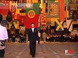 "Fashion Show ""Dries Van Noten"" Spring Summer 2006 Menswear Paris 1 of 3 by Fashion Channel"