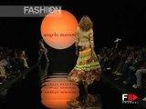 "Fashion Show ""Angelo Marani"" Spring Summer 2006 Milan 2 of 3 by Fashion Channel"