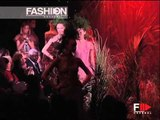 """Fashion Show """"Franck Sorbier"""" Spring Summer 2006 Haute Couture Paris 6 of 7 by Fashion Channel"""