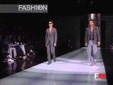 """Fashion Show """"Giorgio Armani"""" Spring Summer 2006 Menswear Milan 2 of 2 by Fashion Channel"""