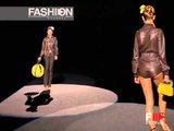 """Fashion Show """"Dirk Bikkembergs"""" Spring Summer 2006 Milan 1 of 3 by Fashion Channel"""