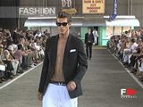 "Fashion Show ""Dsquared"" Pret a Porter Men Spring Summer 2004 Milan 4 of 4"