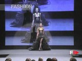 "Fashion Show ""Egon Von Furstenberg"" Haute Couture Women Autumn Winter 2003 2004 Rome 6 of 6"