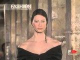 """""""Chanel"""" Fashion Show Haute Couture Women Autumn Winter 2003 2004 Paris 3 of 5"""