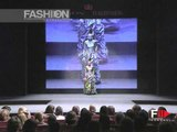 "Fashion Show ""Egon Von Furstenberg"" Haute Couture Women Autumn Winter 2003 2004 Rome 5 of 6"