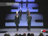 "Fashion Show ""Egon Von Furstenberg"" Haute Couture Women Autumn Winter 2003 2004 Rome 1 of 6"