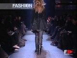 "Fashion Show ""Ann Demeulemeester"" Pret a Porter Women Autumn Winter 2005 2006 Paris 3 of 3"
