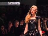 """Moschino Cheap&Chic"" Fashion Show Pret a Porter Women Autumn Winter 2005 2006 Milan 3 of 3"