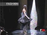 """Fashion Show """"Antonio Berardi"""" Haute Couture Women Autumn Winter 2003 2004 Paris 3 of 3"""