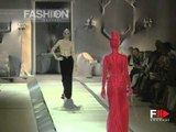 """""""Jean Paul Gaultier"""" Fashion Show Haute Couture Women Autumn Winter 2003 2004 Paris 5 of 6"""