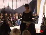 "Fashion Show ""Trussardi"" Pret a Porter Women Autumn Winter 2005 2006 Milan 1 of 2"