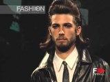 "Fashion Show ""Versus"" Pret a Porter Men Spring Summer 2003 3 of 3"