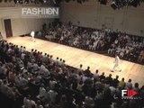 "Fashion Show ""GFF"" Pret a Porter Men Spring Summer 2003 2 of 3"