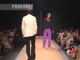 "Fashion Show ""Moschino"" Pret a Porter Men Spring Summer 2003 3 of 3"